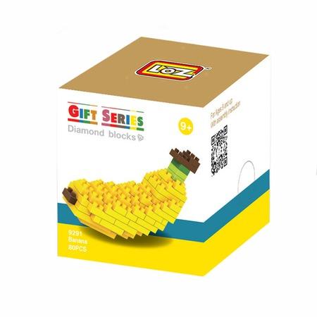 Купить Конструктор игровой Loz «Банан»