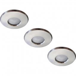 Купить Светильник встраиваемый для ванной Arte Lamp Aqua A5440PL-3SS