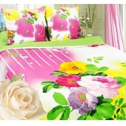 фото Комплект постельного белья Сова и Жаворонок «Признание». 2-спальный