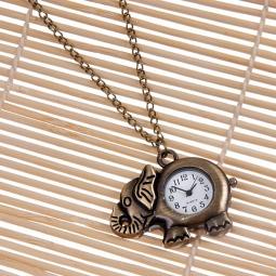 Купить Кулон-часы Mitya Veselkov «Слоненок»