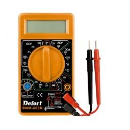 Купить Мультитестер Defort DMM-600N