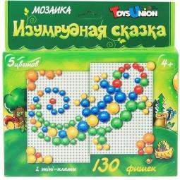 Купить Мозаика Toys Union «Изумрудная сказка»