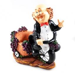 Купить Подставка для вина Drivemotion Винодел на велосипеде