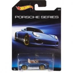фото Машинка коллекционная Mattel Hot Wheels Porsche Boxster Spyder