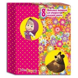 Купить Комплект тетрадей Маша и Медведь 22295