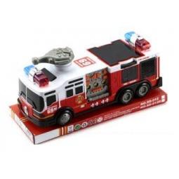 фото Машинка инерционная Shantou Gepai «Пожарная» SD-012D