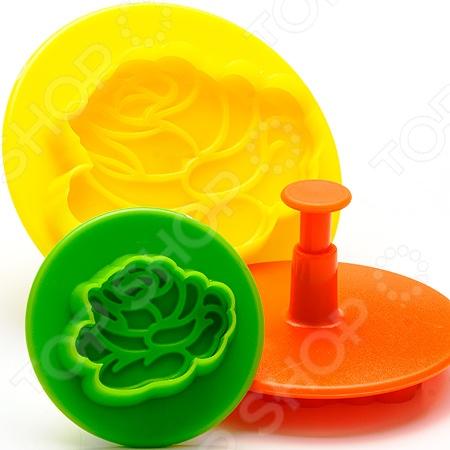 Набор форм для печенья Mayer&Boch «Цветок»