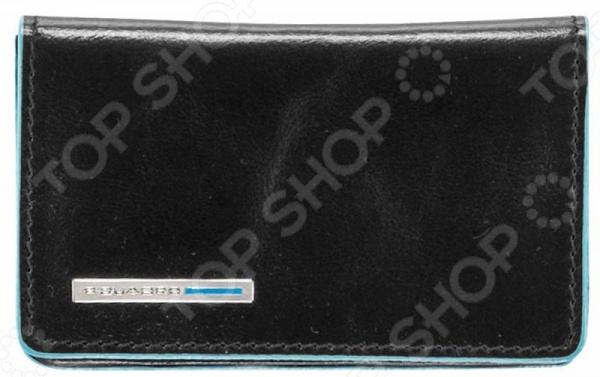 Чехол для кредитных и визитных карт Piquadro Blue Square PP1263B2/N piquadro аксессуар для техники
