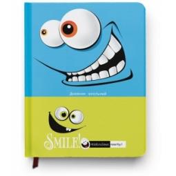фото Дневник школьный Проф-Пресс «Забавные смайлы»