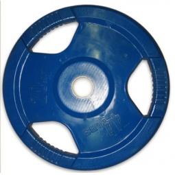 фото Диск обрезиненный Alex RCP D 51. Вес в кг: 20 кг. Цвет: синий
