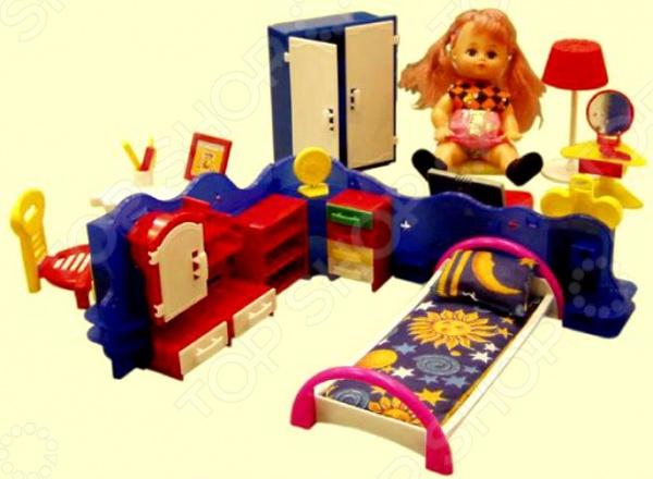 Набор мебели игрушечный Форма «Кристина» С-43-Ф
