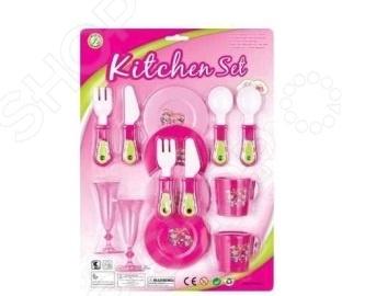 Набор посуды для девочек Kitchen Set 1717170