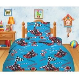 Купить Детский комплект постельного белья Кошки-Мышки Картинг