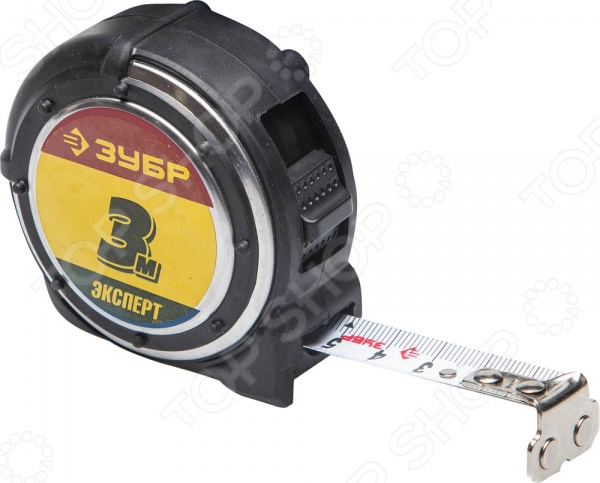 Рулетка Зубр «Эксперт» 34053-03-16 Зубр - артикул: 757901