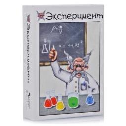 фото Настольная игра Мосигра Эксперимент