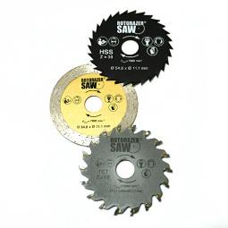 Набор лезвий для универсальной пилы Rotorazer Saw