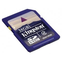 Карта памяти Kingston SD4/16GB