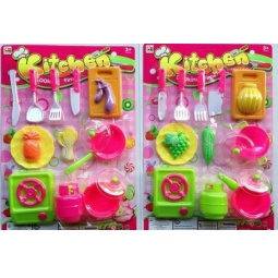 Купить Набор посуды игрушечный Kitchen 1707340. В ассортименте