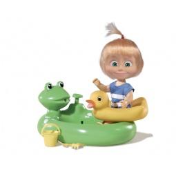 фото Набор игровой с куклой Simba «Маша с бассейном»