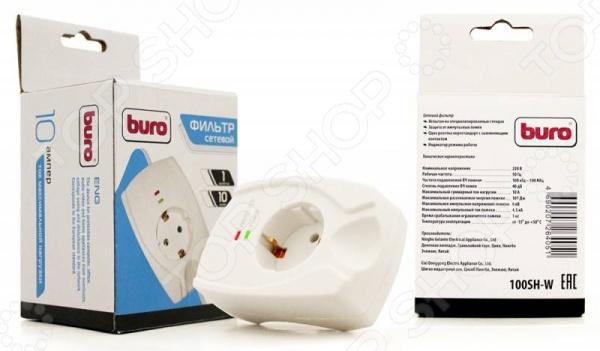 Фильтр сетевой BURO 100SH