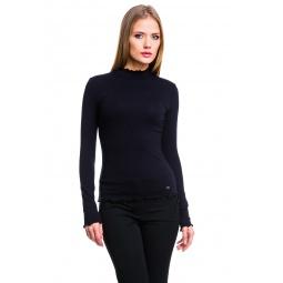 фото Водолазка Mondigo 1473. Цвет: черный. Размер одежды: 42