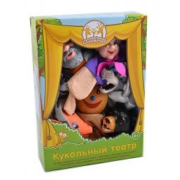 фото Набор для кукольного театра Жирафики «Колобок» 68317