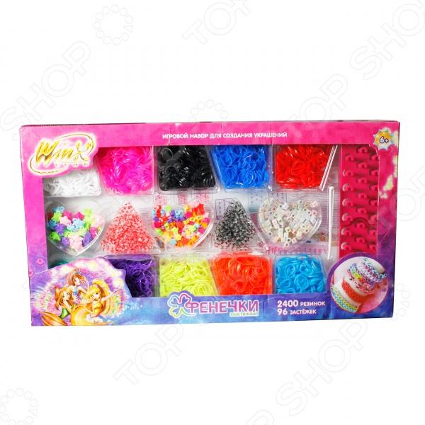 Набор для создания браслетов 1 Toy Winx Т58333