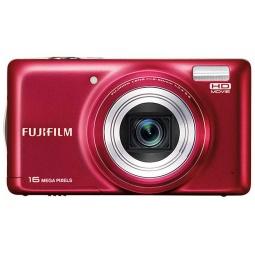 фото Фотокамера цифровая Fujifilm FinePix T400. Цвет: красный