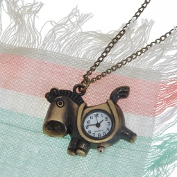 Купить Кулон-часы Mitya Veselkov «Пони»