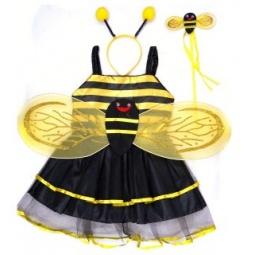 фото Костюм карнавальный Новогодняя сказка «Пчёлка»