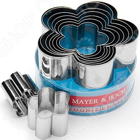 Формы для печенья Mayer&Boch MB-24001 набор подносов из 3 предметов mayer and boch paris mb 24781
