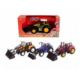 фото Машинка игрушечная Dickie «Трактор». В ассортименте