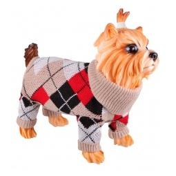 Купить Свитер для собак DEZZIE «Бикс»