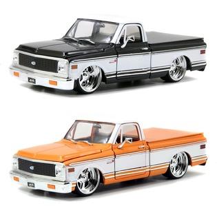 Купить Модель автомобиля 1:24 Jada Toys Chevy Cheyenne Pickup 1972. В ассортименте