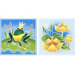 Купить Набор для росписи ткани RTO BK-003/008