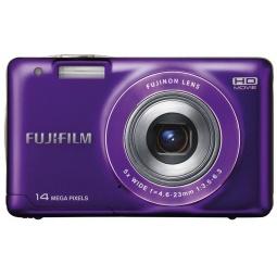 фото Фотокамера цифровая Fujifilm FinePix JX500. Цвет: фиолетовый