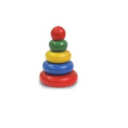 Купить Игрушка-пирамидка Томик 22219