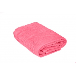 фото Полотенце Tete-a-Tete махровое Т-МП-7161. Размер: 50х90 см. Цвет: розовый