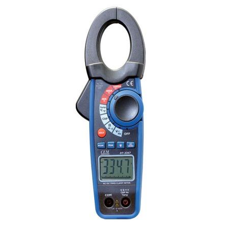 Купить Клещи токовые измерительные СЕМ DT-3347