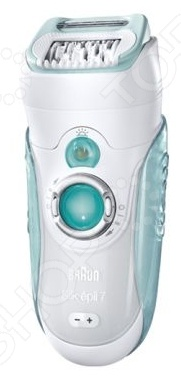 Эпилятор Braun 7751 Silk-epil 7 Dual Epilator