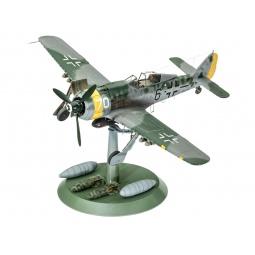 фото Сборная модель военного самолета Revell 04869R «Фокке-Вульф FW-190 F-8»