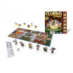 фото Игра настольная Hasbro B0335 «Мое первое Клуэдо»