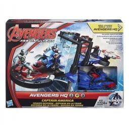 фото Набор игровой Hasbro B1665 «Башня Капитана Америка»