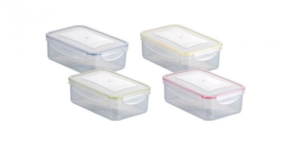 Контейнер для продуктов прямоугольный Tescoma Freshbox. В ассортименте