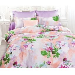 фото Комплект постельного белья Унисон «Розелла». 1,5-спальный