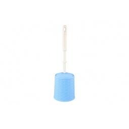 Купить Ёршик для туалета и подставка круглая Violet 1201 «Ротанг»