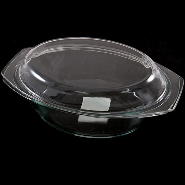 Утятница Mijotex PL18 выполнена из качественного материала. Применяется для приготовления в духовых и микроволновых печах, а также для хранения продуктов в холодильнике и замораживания в морозильной камере. Объем - 3 литра.