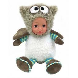 фото Мягкая игрушка Shantou Gepai «Мой совенок»
