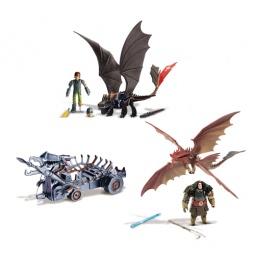 фото Набор игровой для мальчика Dragons «Битва на Драконовой горе»