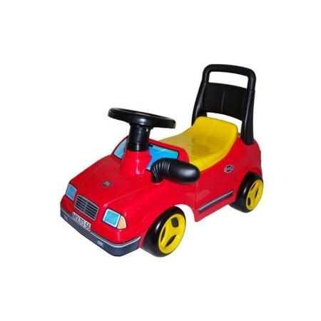 Купить Машина-каталка с гудком Полесье «Вихрь»